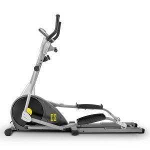 La roue d'inertie du velo elliptique