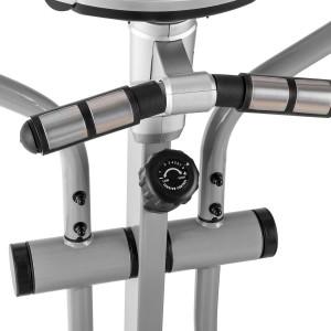 La structure d'un velo elliptique